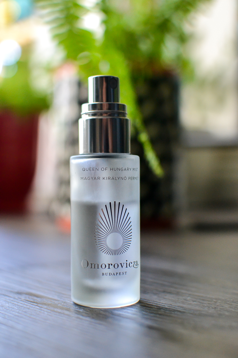 Omorovicza Queen of Hungary Mist Face Spray - Review - Ingredients