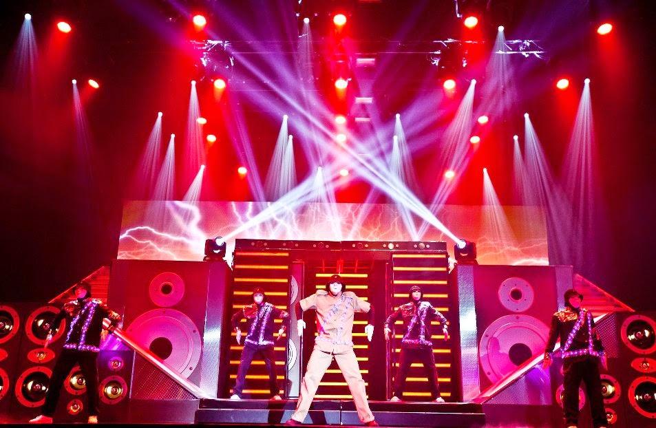 Show Jabbawockeez em Las Vegas