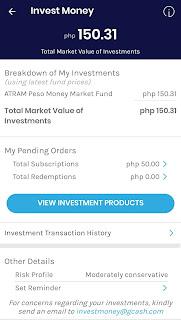 InvestMoney by GCash