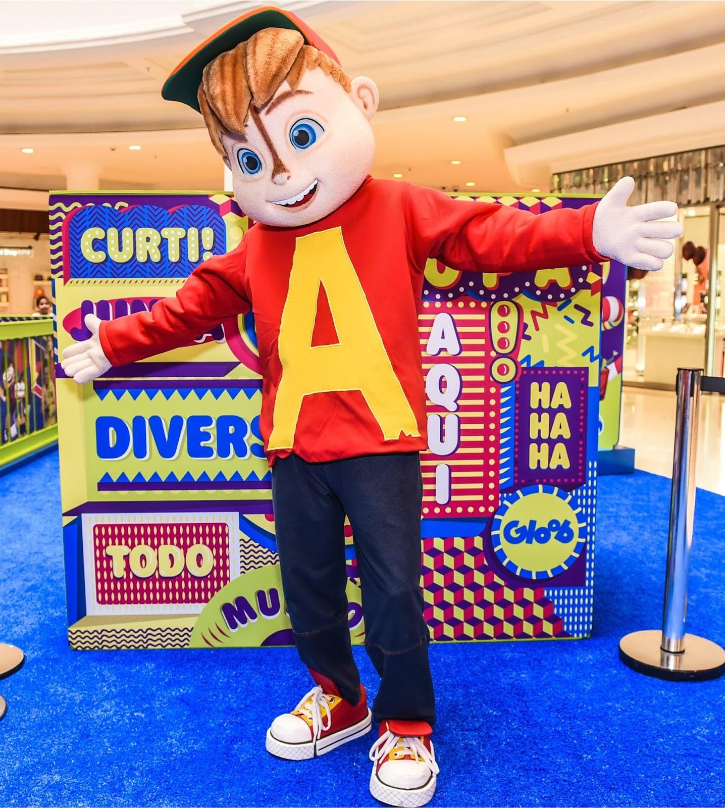 A diversão da garotada de Barueri, na Grande São Paulo, vai ficar ainda  melhor entre os dias 08 e 24 de junho. Nesse período, o Shopping Iguatemi  Alphaville ... 428494cd33