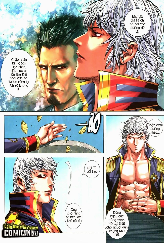 Đại Quân Phiệt chap 21 trang 22