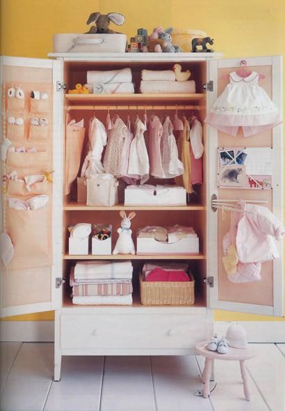 Organize sem Frescuras | Rafaela Oliveira » Arquivos » Dicas para organizar  o armário do bebê