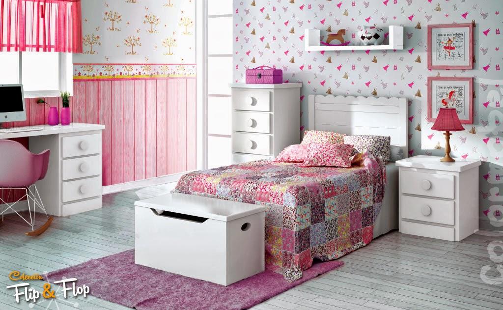Publicado por xikara muebles en 22 00 for Habitaciones para ninas 8 anos