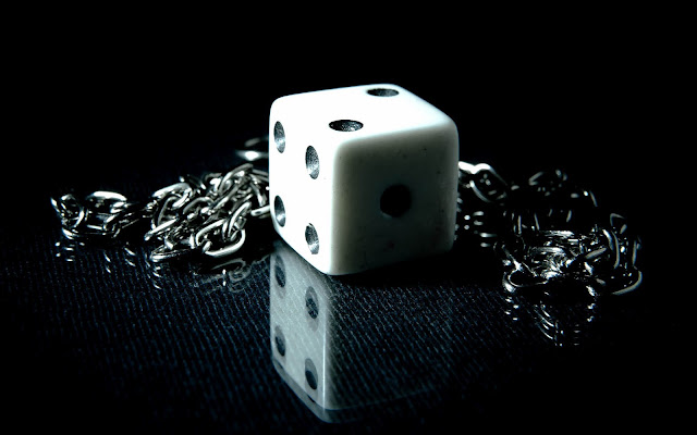 3d Dice Desktop Wallpaper Hd Zwarte Wallpapers Achtergronden