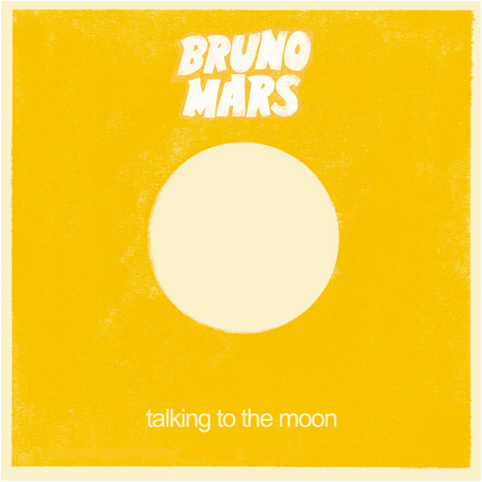 """Talking to the Moon"" Sheet Music by Bruno Mars ..."