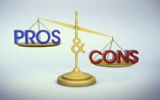 Care home decisions pro's and con's