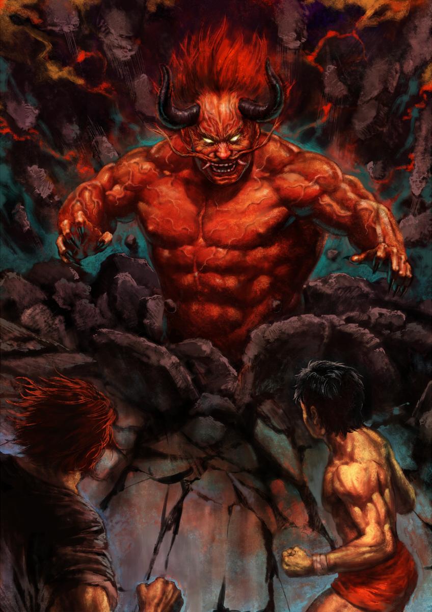 Baki - Son of Ogre Update chap 299