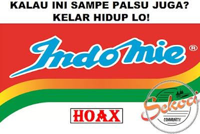 Hoax indomie