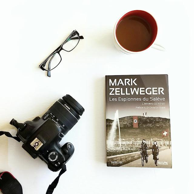 Les espionnes du Salève de Mark Zellweger