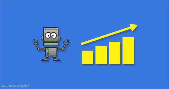 Cara Mengatasi Blog dari Jingling Auto Visitor Bot