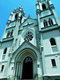 Fachada da Igreja São Pedro, Porto Alegre