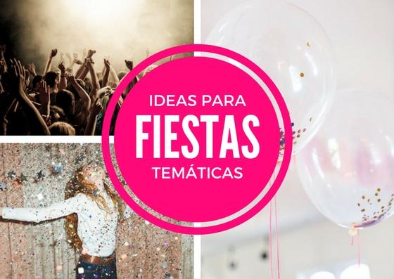 Ideas para fiestas temticas The Optimistic Side