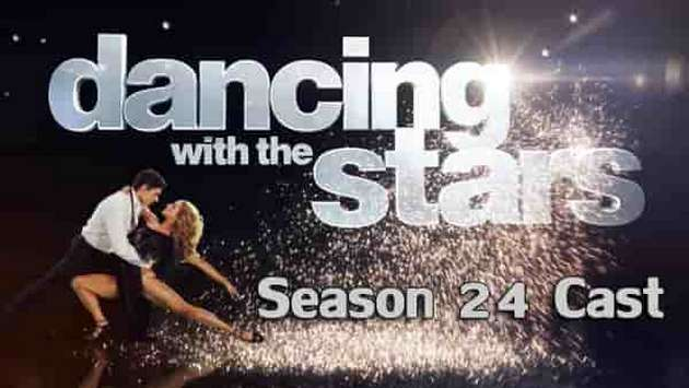 Watch Dancing With the Stars Season 24 Celebrities and Their Pro Partners