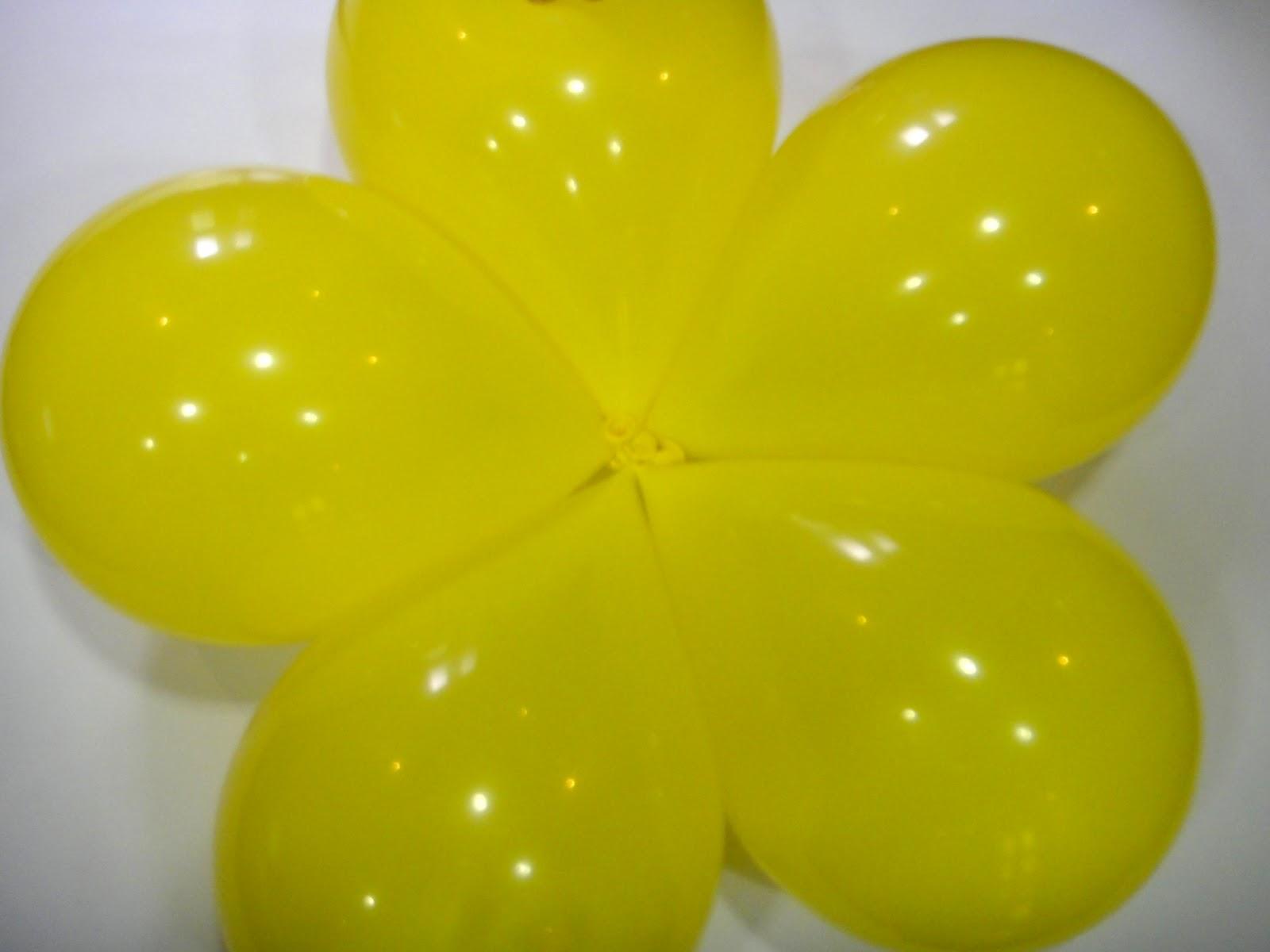 Eventos Tips Como Hacer Margaritas De Globos Para Cumpleanos - Como-hacer-flores-de-globos