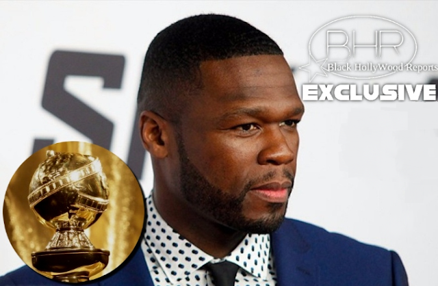 Rapper 50 Cent Speaks On The Golden Global Award Show And Kanan Dieing In Season 4 Of  Power !!!