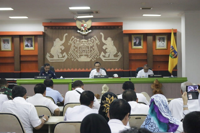 Pemprov Lampung Persiapkan Pelaksanaan Lampung Fair, Capaian Pembangunan Jadi Tema Utama