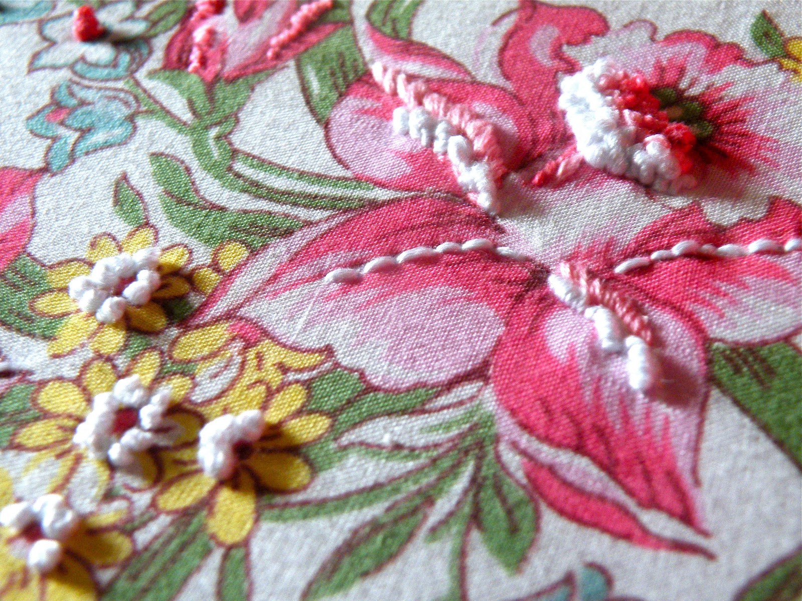 pinterest embroidery, ModernJune: Playing around on Pinterest: Embroidery