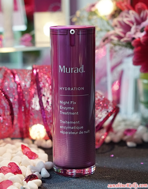 Murad Prebiotic Series, Murad Prebiotic 3-in-1 MultiMist, Murad Prebiotic 4-in-1 MultiCleanser, Murad Night Fix Enzyme Treatment, Murad Skincare, Murad Malaysia