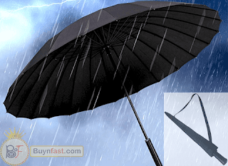Auto Umbrella - Your Best Companion At A Rainy Day
