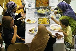 Tradisi Ramadhan di Amerika