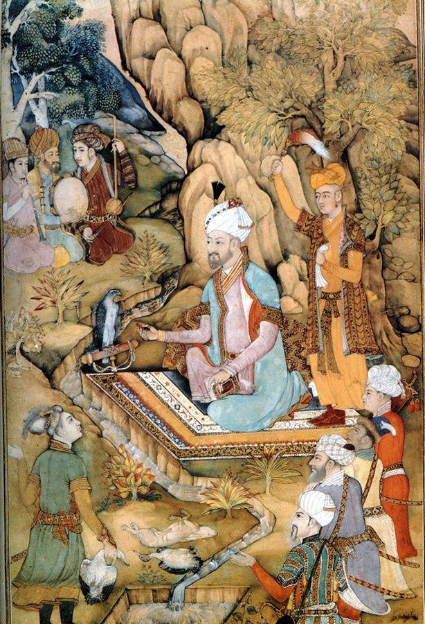 Babur - Mughal Dynastic Founder