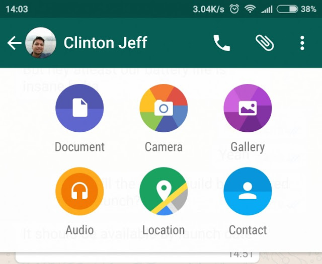 WhatsApp Update: New Document-Sharing Feature for iOS and Android