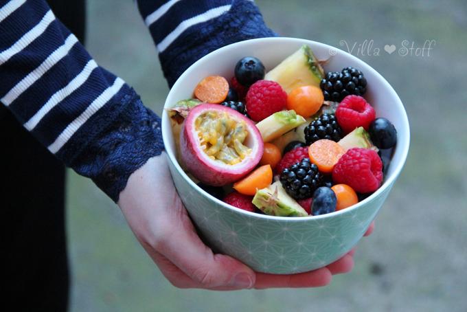 Smoothie Bowl Rezept | Sommer Frühstück