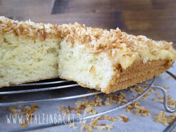 Kokostraum-Kuchen   Foodblog rehlein backt