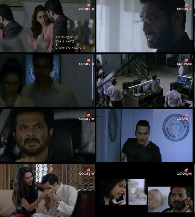 24 Hindi S02E22 HDTV 480p
