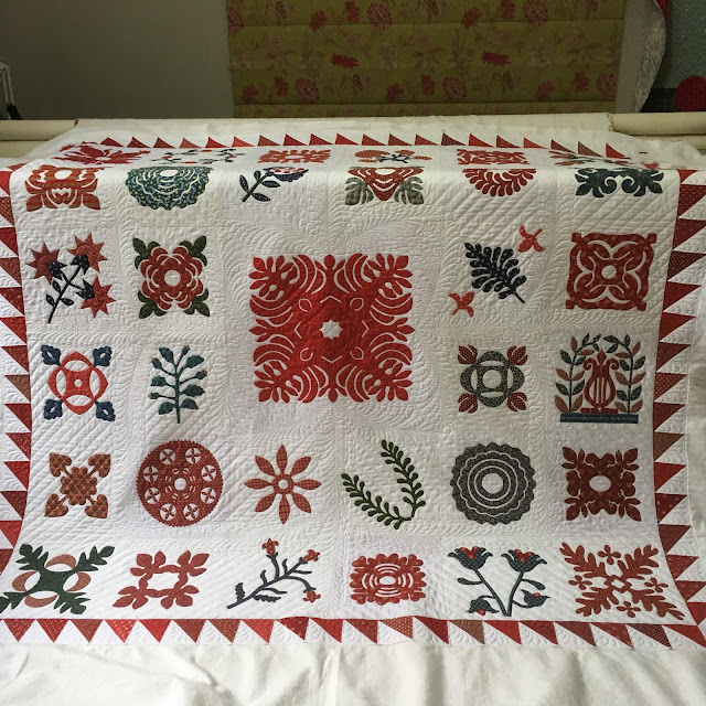 Chester County Criswell Quilt