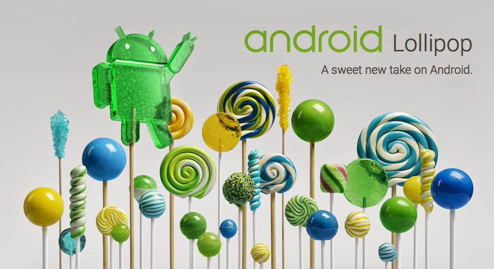 Complete List Of Phones that will Receive Lollipop Lollipop