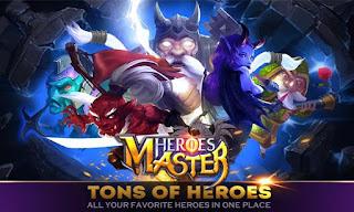 Heroes Master Mod Apk Gratis