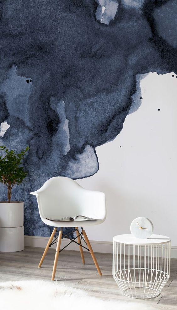 Pomysły na ciekawe pomalowanie ścian