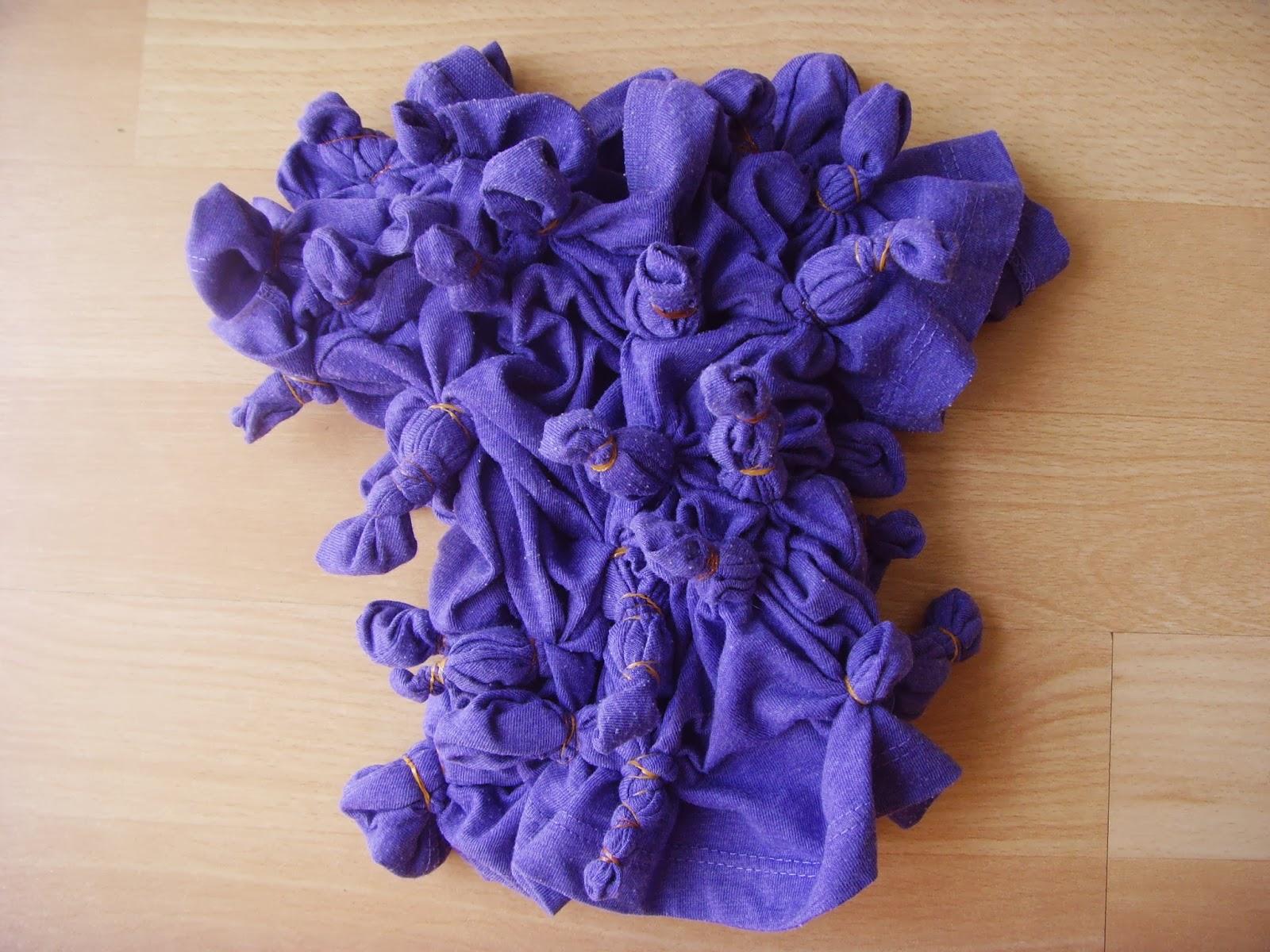 Diy Reverse Tie Dye In 3 Techniques Part 2 Dipped Hem