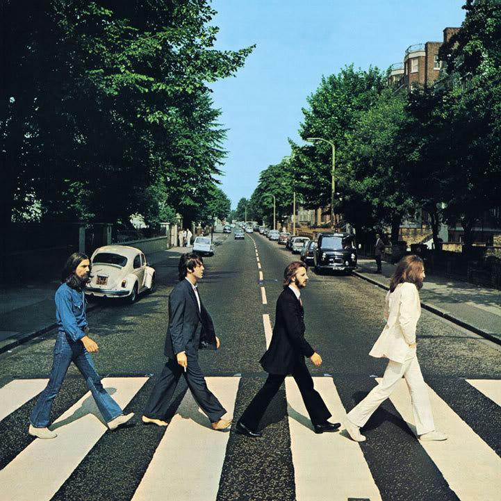 Cover Album Beatles yang Penuh Misteri