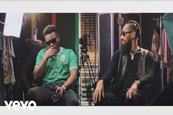 MUSIC VIDEO: Phyno X Olamide - Onyeoma