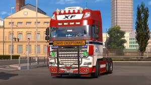 DAF XF by vadik v.5.1 Update
