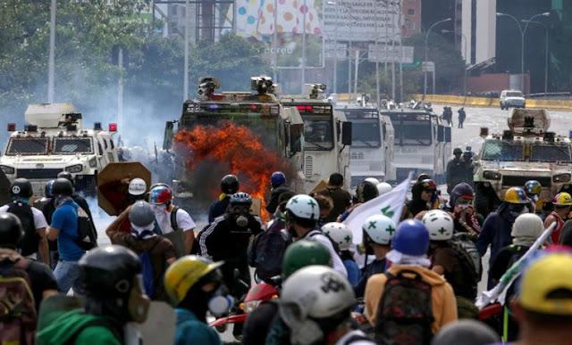 Las 93 muertes en más de tres meses de protestas contra Maduro (+Lista)