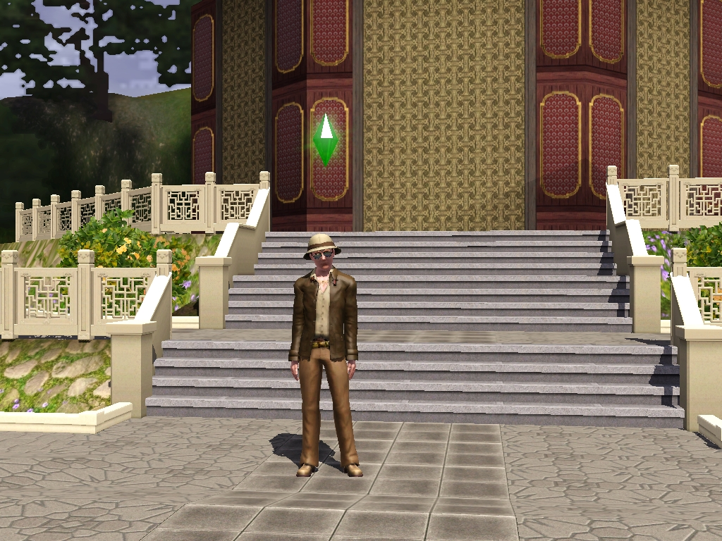 the sims 3 walkthroughs you there stranger