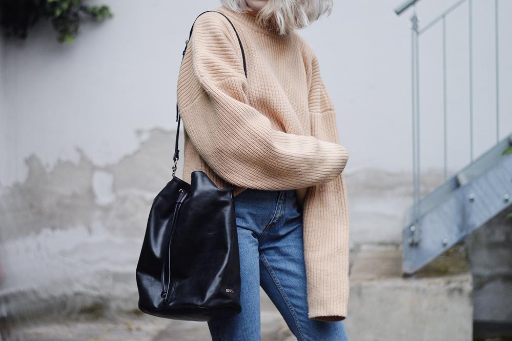 Outfit Statement Sleeve Knit & Spring Neurals // 3 Gründe fürs (Fashion-) Bloggen
