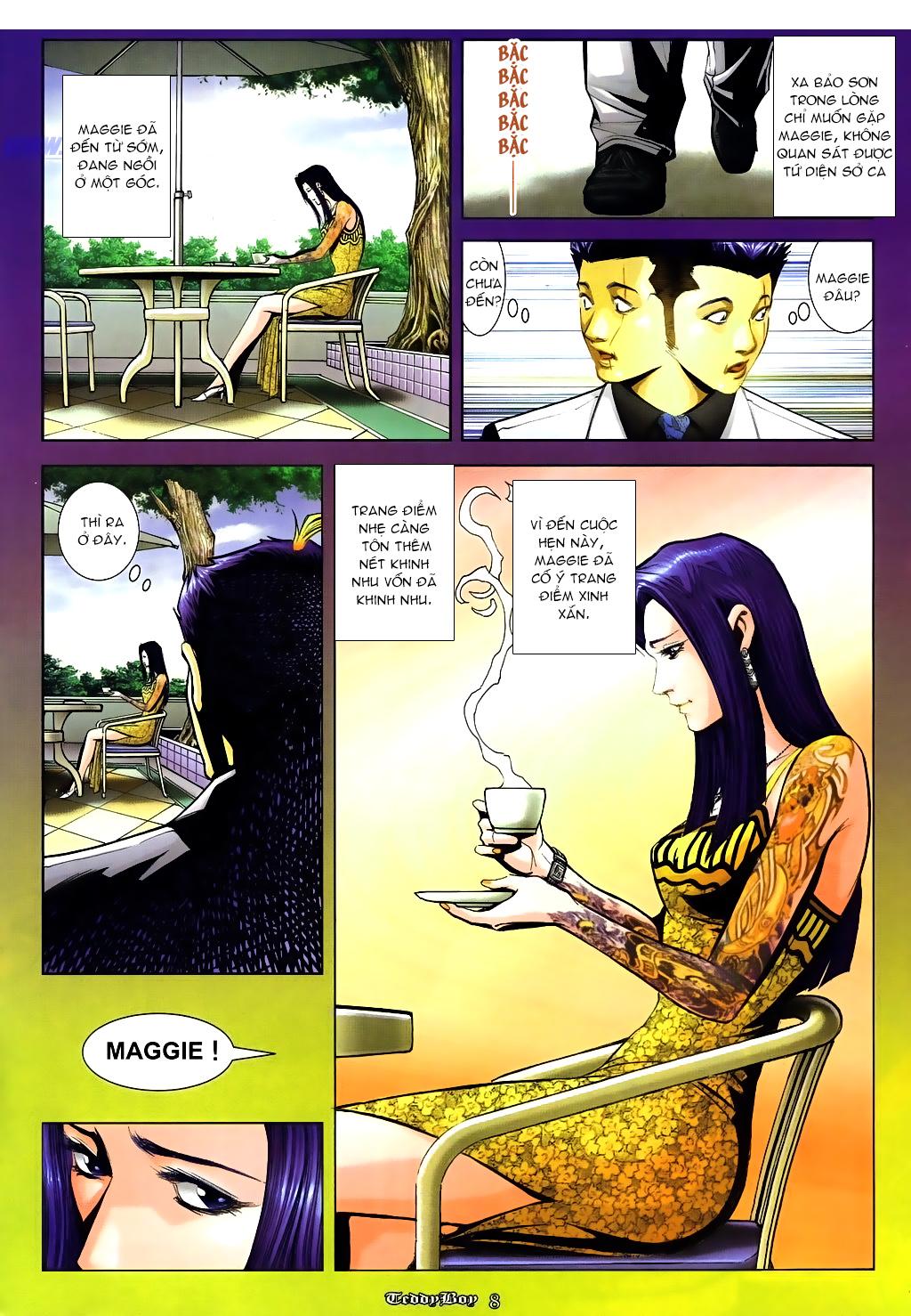 Người Trong Giang Hồ Chap 838 - Truyen.Chap.VN