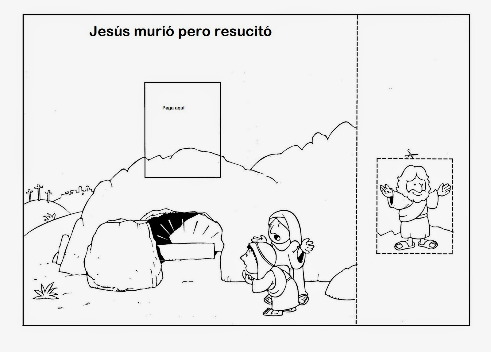 La Pizarra de Clase: ¡Feliz Pascua!