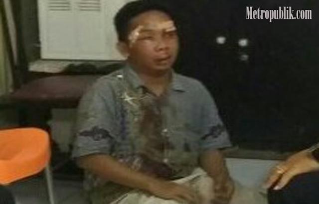Seorang Guru Ngaji Kobel Kemaluan Muridnya di Kamar Mandi Mesjid