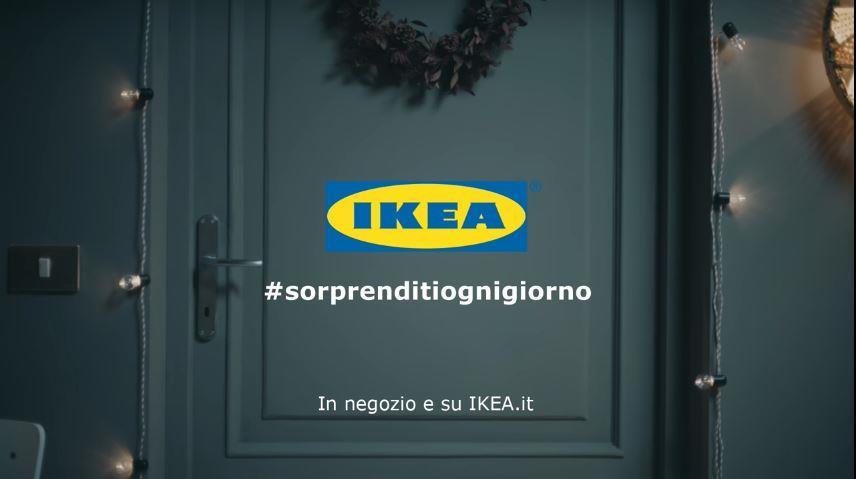 Canzone IKEA pubblicità Sorprenditi Ogni Giorno. Anche a Natale. - Musica spot Novembre 2016