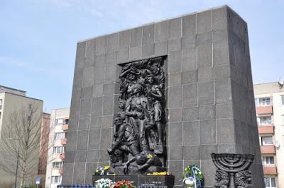 Mañana se conmemora el 73º aniversario del histórico Levantamiento del Gueto de Varsovia