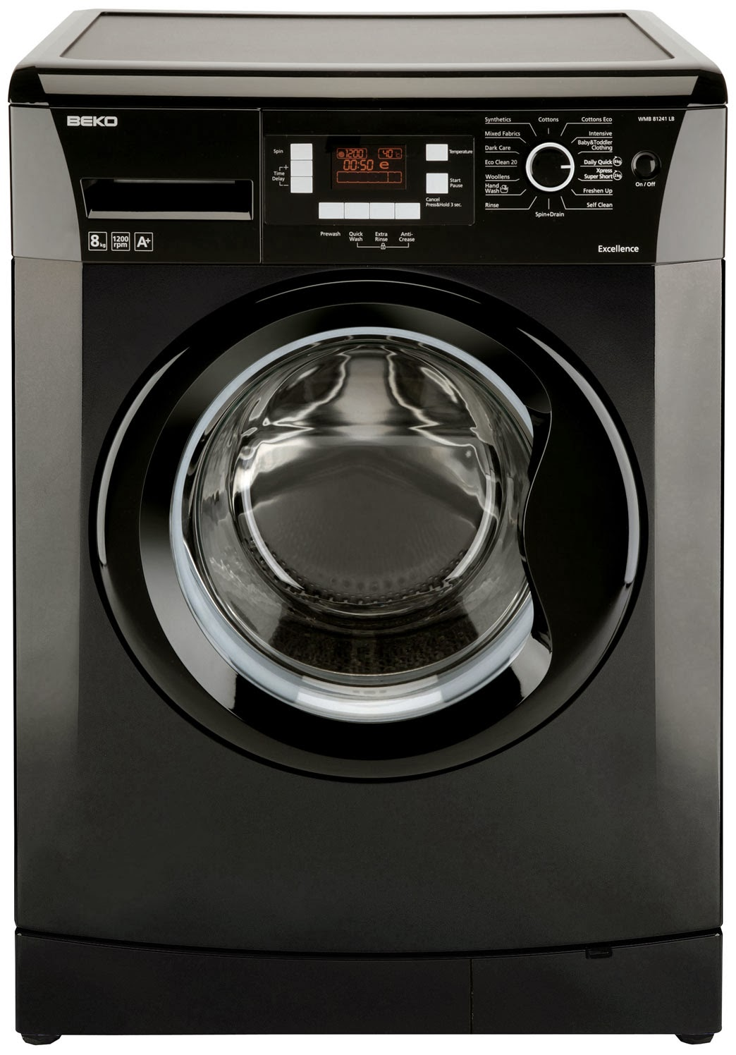 Beko WMB81241LB | Washing Machine Reviews