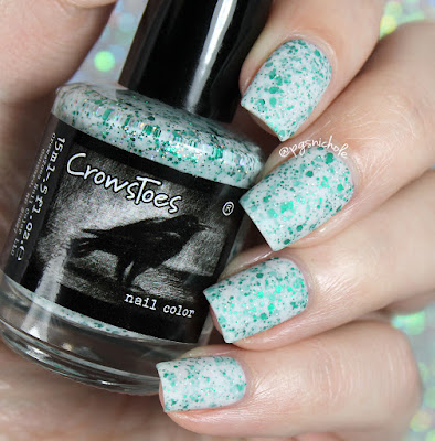 CrowsToes Nail Color It Just Doesn't Matter | The Triple M Collection