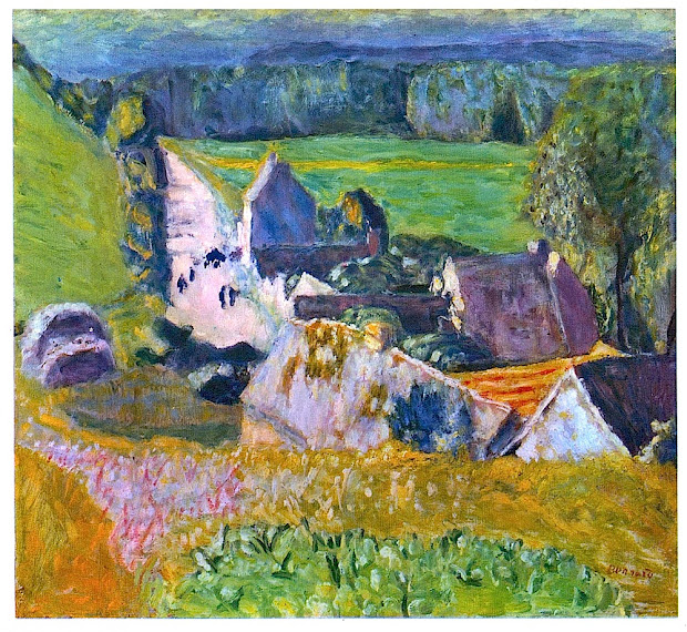 Arte Pierre Bonnard