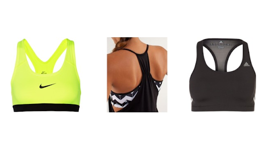 Must have Sports Bras/tops! (Nike, Lululemon & Adidas)