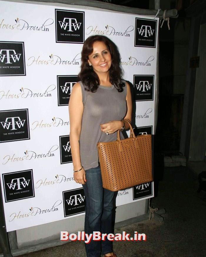 Anu Deewan, Twinkle Khanna at Sanvari & Anjori Alagh's Pop Up Store Launch
